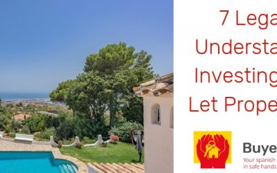 7 Legalities to Understand Before Investing in Buy To Let Property in Spain