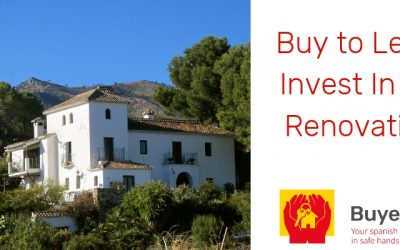 Buy To Let: Why Not Invest In A Spanish Renovation Project?